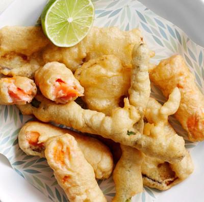łosoś_tempura