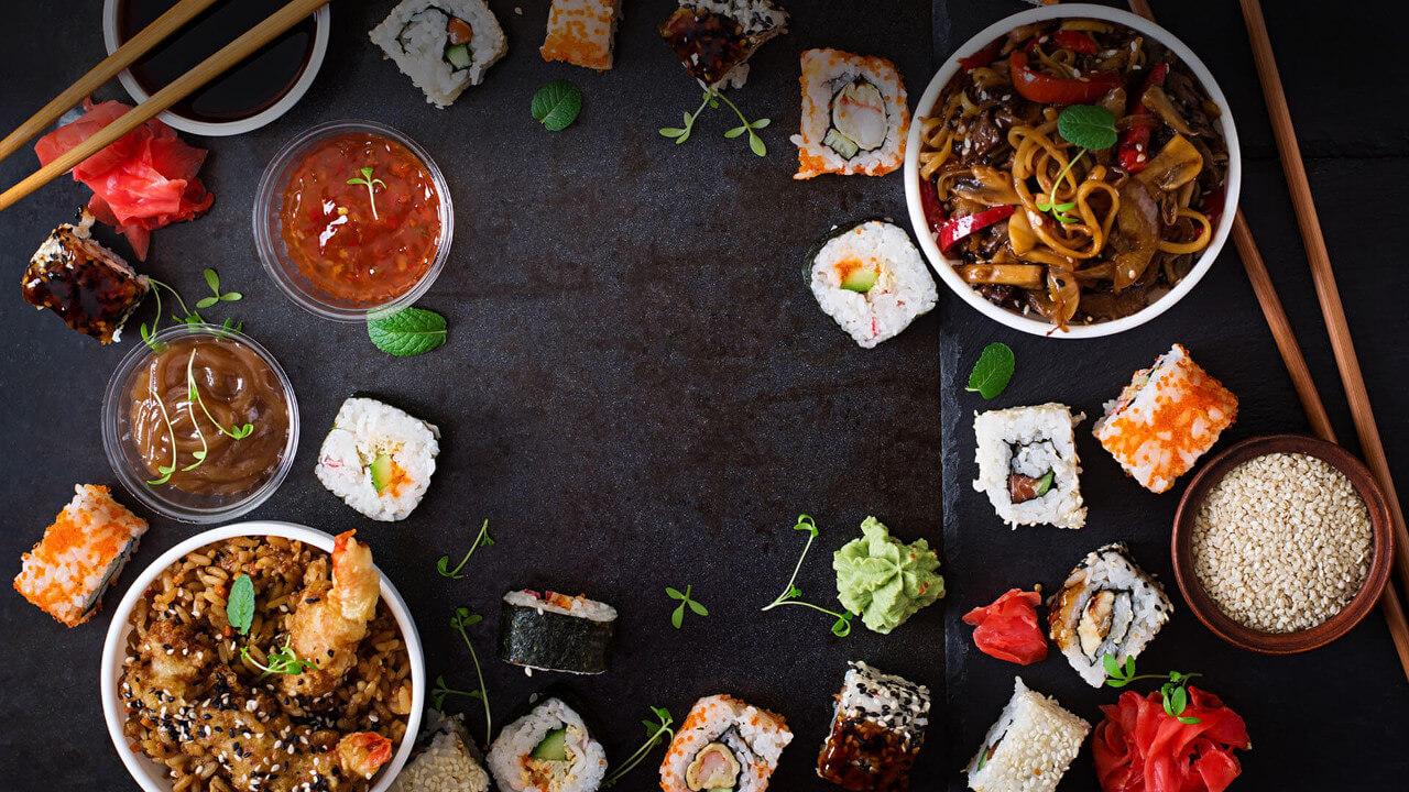 Takami Sushi Thai Restauracja Sushi W Lublinie